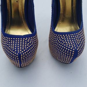 Shoe Dazzle Shoes - Shoedazzle heel women's size 5.5